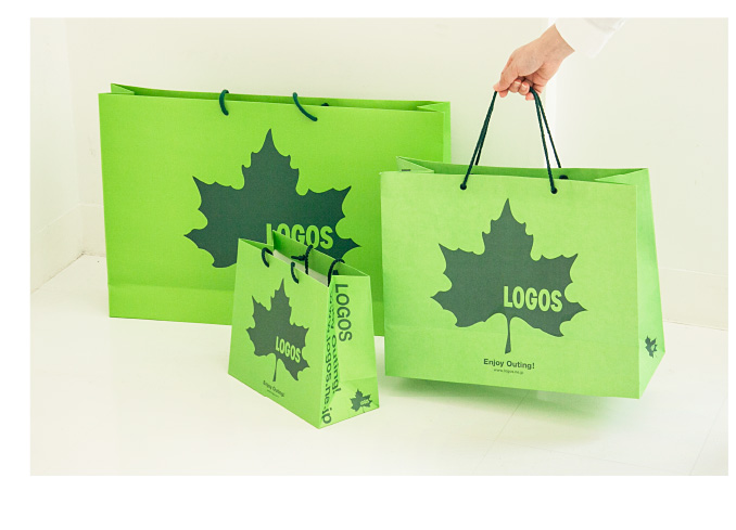 LOGOS SHOPPING BAG