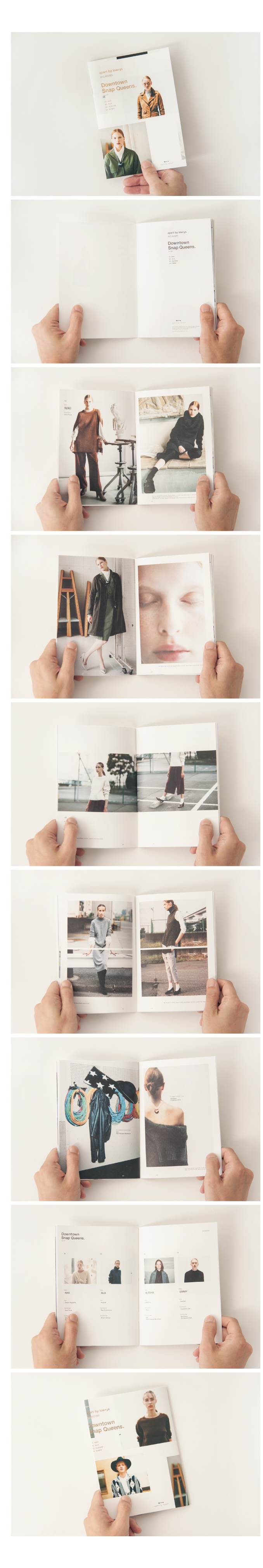 apart by lowrys/Downtown Snap Queens. vol.01