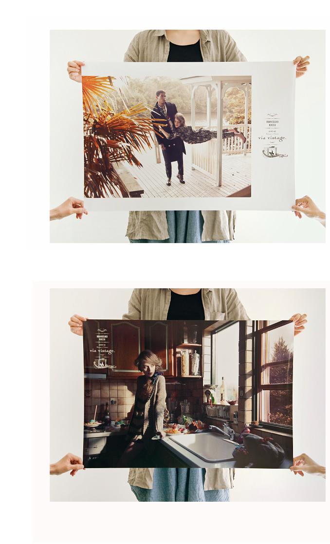 "URBAN RESEARCH ROSSO 2011-12 Autumn & Winter ""via vintage."""