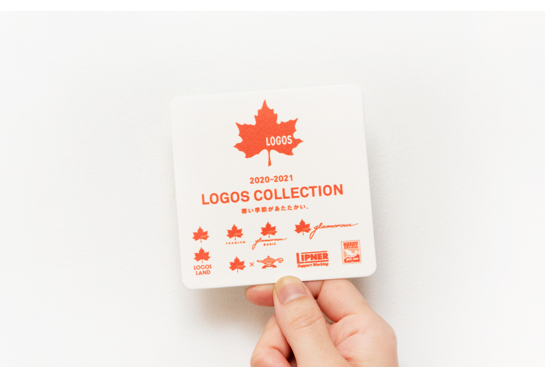 LOGOS 2020展示会 コースター